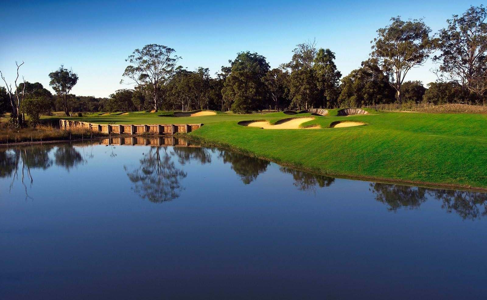 NSW Hunter Valley & Central Coast Golf Holidays