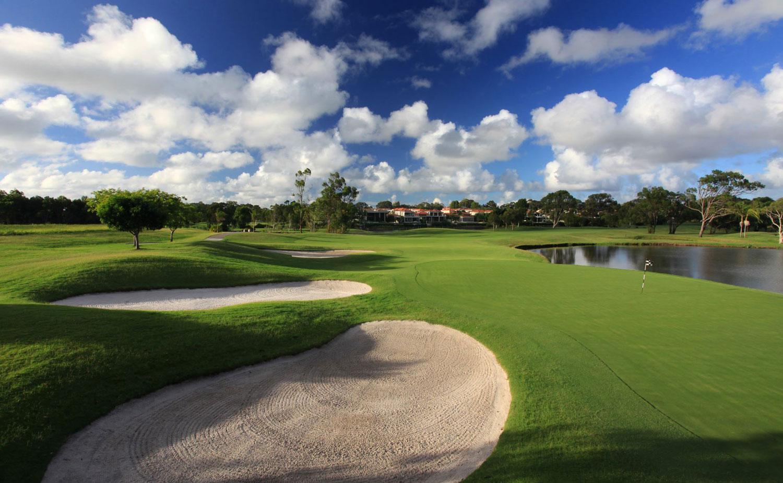 Sunshine Coast Golf Holidays